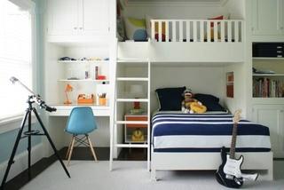 家居儿童房装修美图欣赏