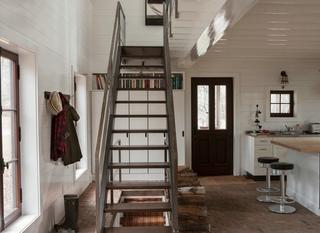 北欧家居楼梯设计装饰图