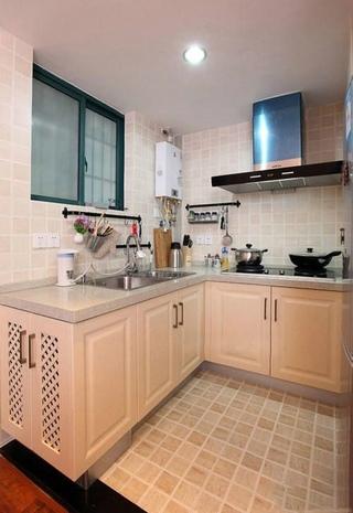 简约宜家设计厨房装修欣赏