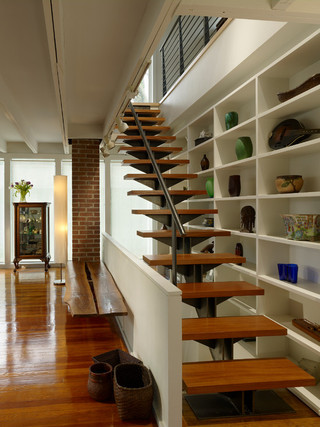 家庭室内楼梯设计欣赏图片