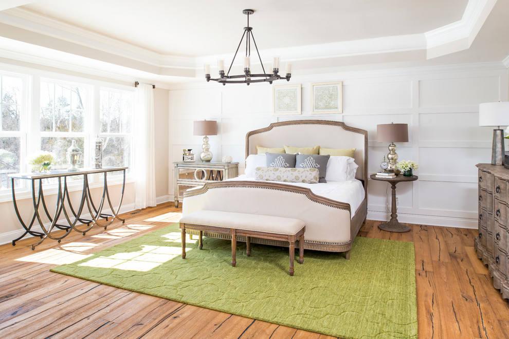 古典欧式风格卧室效果图