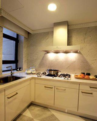 简约风格厨房案例欣赏