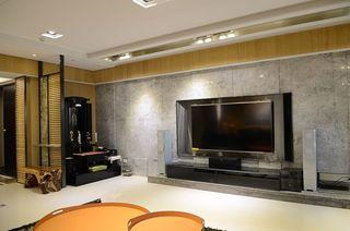 时尚现代家居电视墙设计