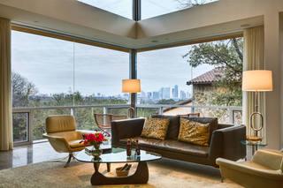 美式风格别墅景观窗欣赏