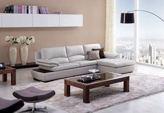时尚现代家装客厅沙发欣赏