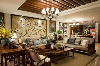 豪华东南亚风格公寓美图欣赏