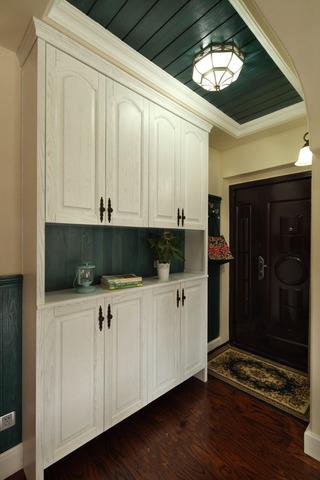 古典欧式风格玄关鞋柜设计
