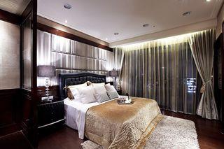 高端新古典卧室整体设计图