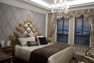 古典欧式奢华卧室软装欣赏