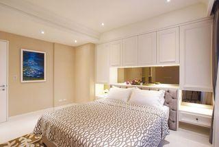时尚大气现代简欧风卧室效果图