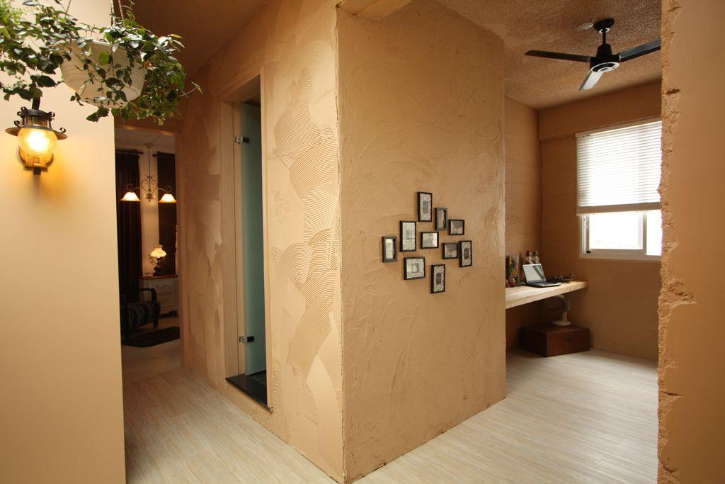 混搭老房翻新相片墙设计