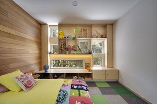 现代日式儿童房装修效果图