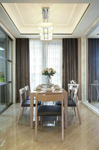 豪华现代家居餐厅装饰欣赏