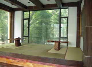 家居室内榻榻米材质装饰鉴赏