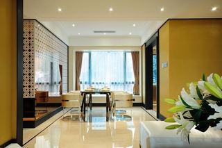 家居餐厅东南亚风格装饰图