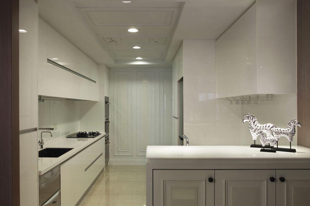 新古典风格厨房吊顶效果图