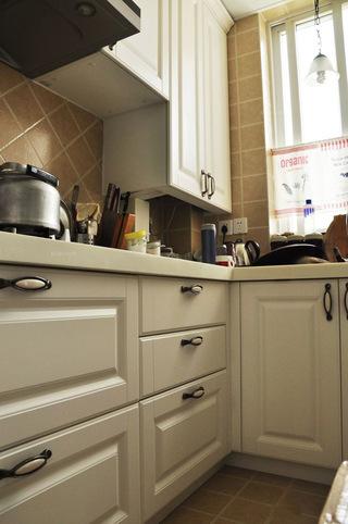 现代装修厨房橱柜设计