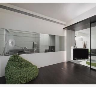 简约现代装修家居室内窗户设计