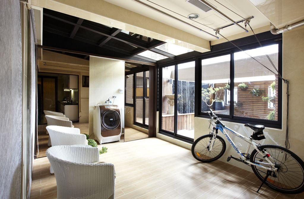 简欧别墅室内阳台设计