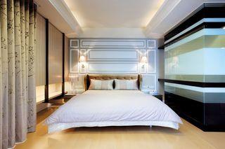 低奢新古典卧室样板间欣赏