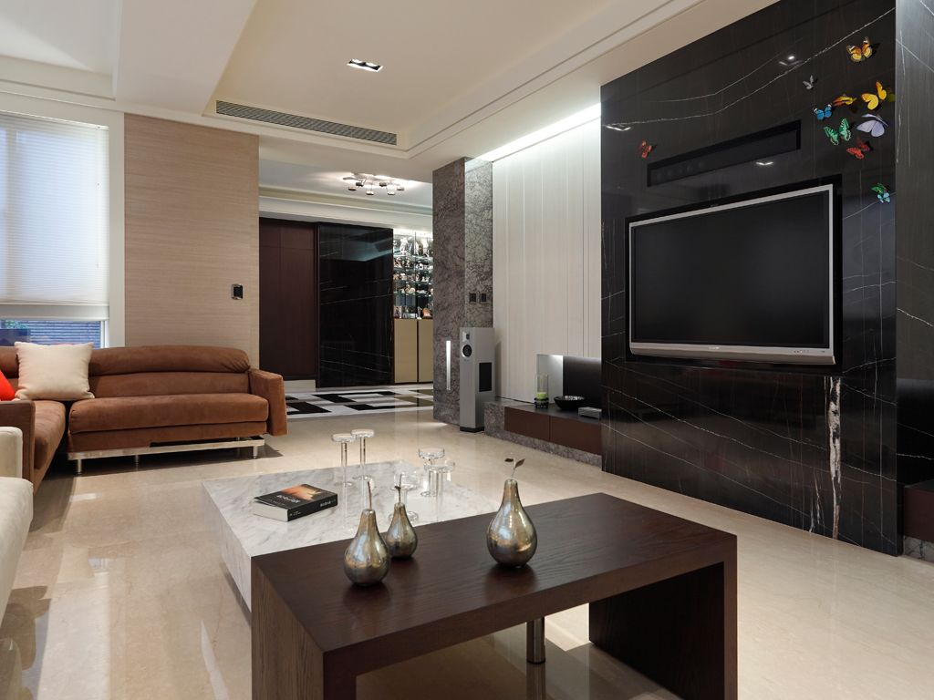 最新现代公寓室内设计装潢图