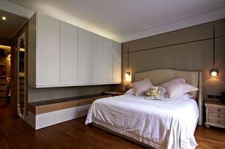 时尚简约现代风卧室装饰效果图