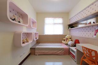 清新粉色系宜家风 儿童房装饰大全