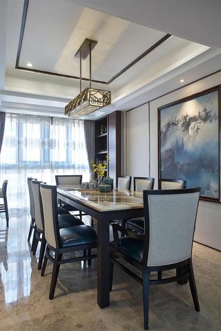古典中式餐厅装修欣赏