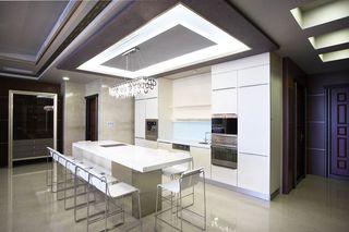时尚现代餐厨房装修效果图