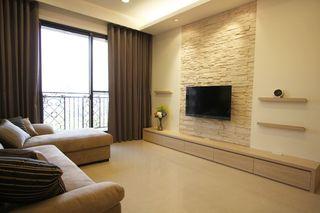 溫馨簡約宜家風 90平小三居美宅設計