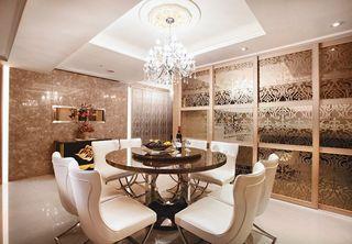 精美古典欧式餐厅设计