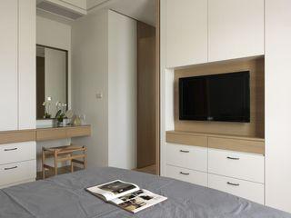 简约宜家风家居整体电视柜设计