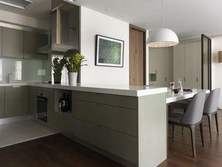 最新现代家居厨房橱柜装饰图