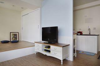 宜家风格装修设计公寓案例图
