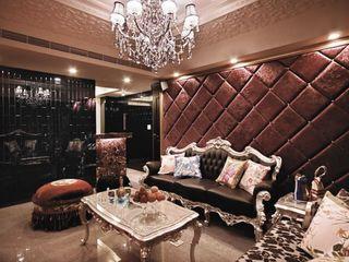 20万打造奢华欧式公寓案例图