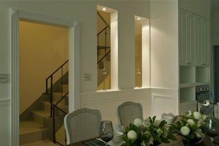 浪漫简欧复式门厅设计