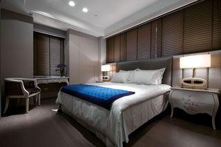 新古典风格别墅卧室装修图