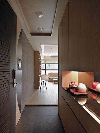 和风日式风格公寓装修样板房