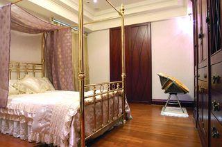 浪漫美式家装卧室效果图