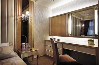 新古典卧室梳妆台装饰欣赏