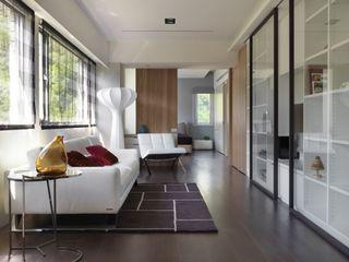 时尚自然简约宜家风公寓效果图