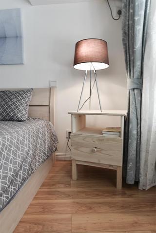 温馨时尚北欧风卧室床头灯设计