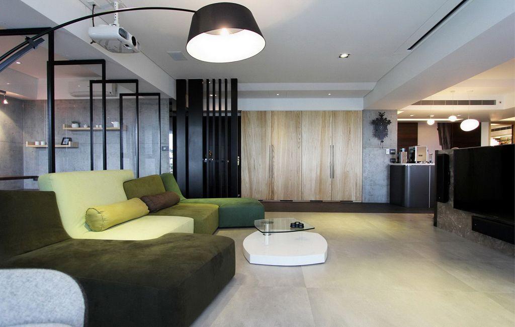 最新现代住宅公寓装修欣赏