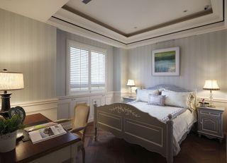 简约北欧卧室装修欣赏