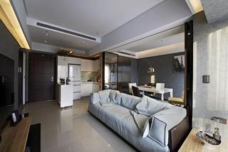 家装48平小户型现代设计