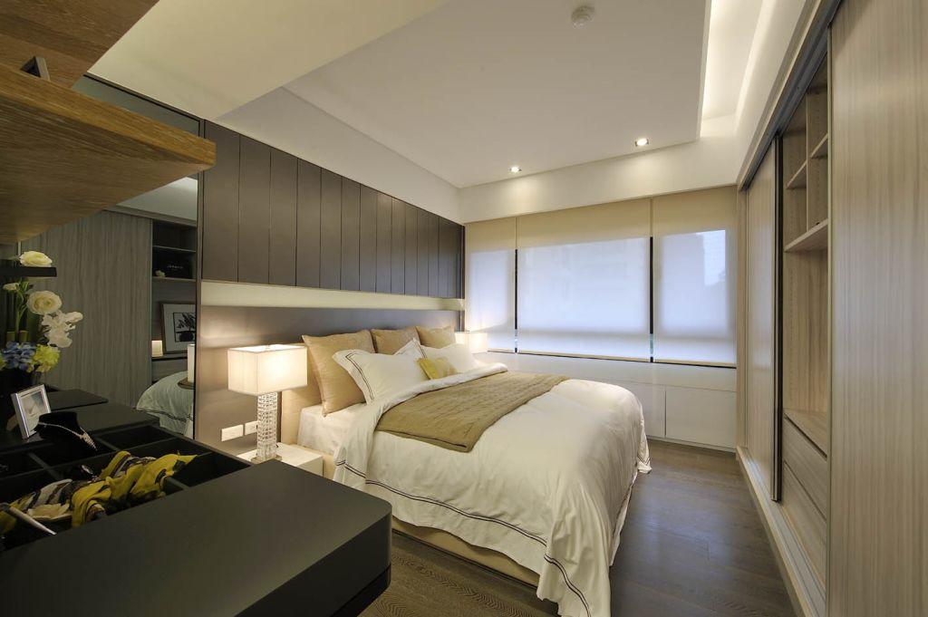 时尚现代风卧室装饰效果图