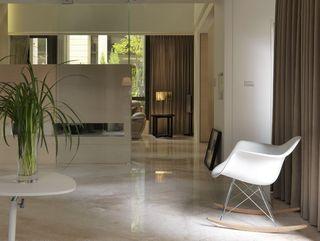 简约家居休闲区单人椅设计