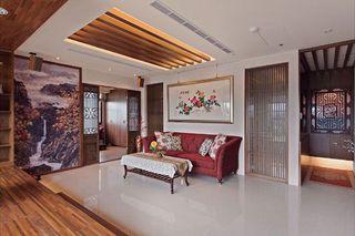 精美典雅中式客厅装饰大全