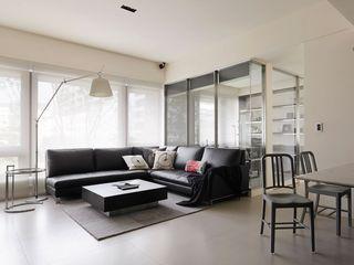 現代風格72平公寓室內設計