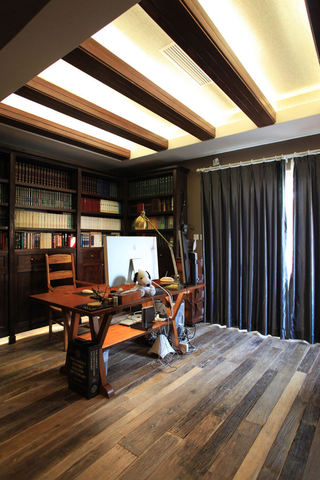 东南亚风格书房装饰设计